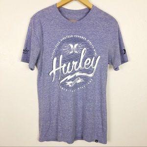 Hurley Men's Short Sleeve Logo Tee Shirt